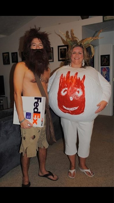 Looking For Two-Person Costume Idea?