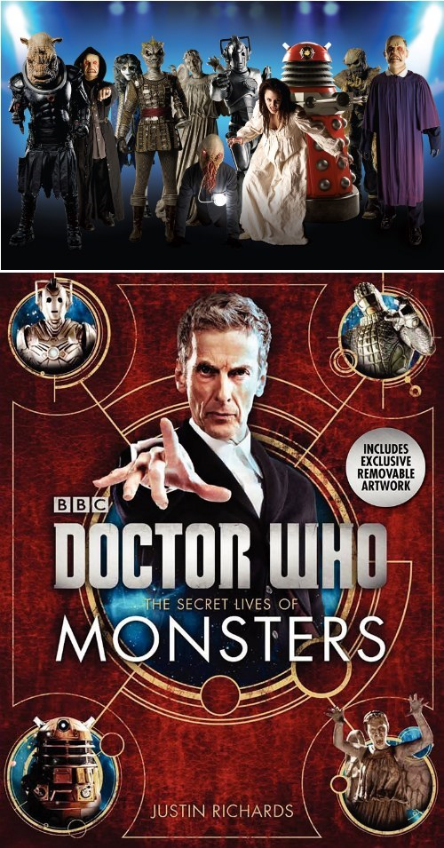 Doctor Who Book Giveaway!