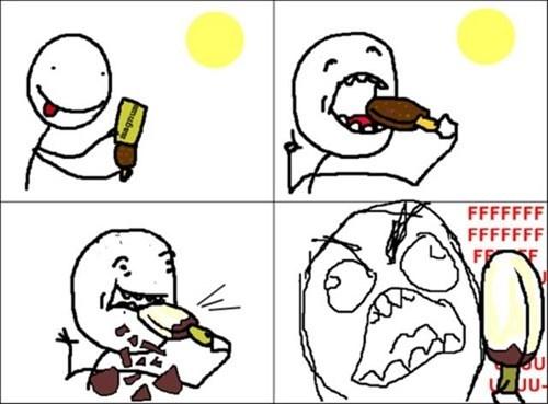 Ice Cream Bar Rage
