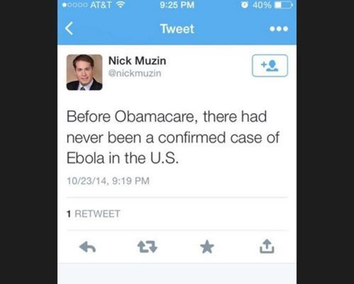 """Ted Cruz's Chief of Staff Blows a Few (Tiny) Minds With This """"Joke"""" About Obamacare"""