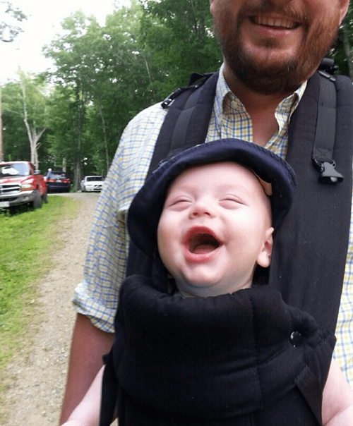 Happy Baby is Happy