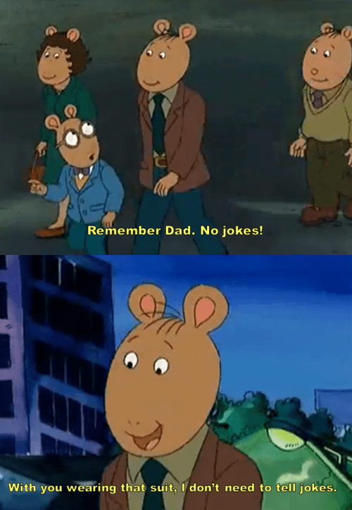 Arthur is Still a Based Show