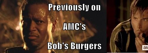 Previously on AMC's Bob's Burgers
