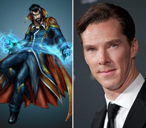 Marvel Rumor of the Day: Will Benedict Cumberbatch Play Doctor Strange?