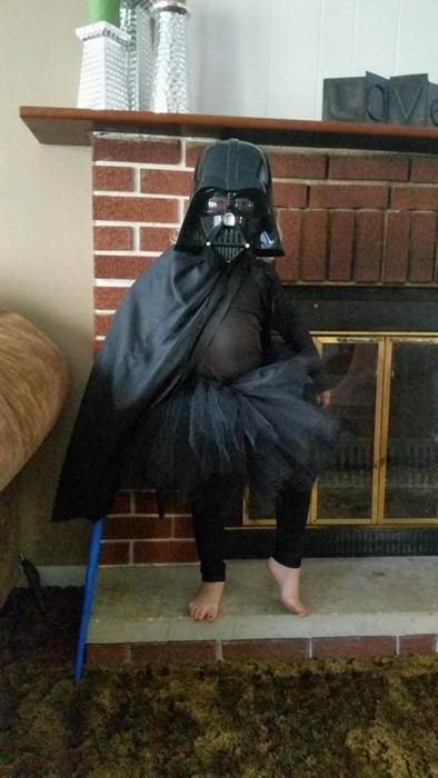Darth Vader or Ballerina? Why Not Both?