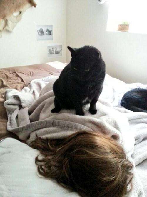 Helping mum sleep better!