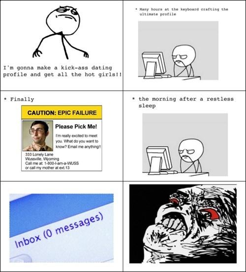 PoF: Plenty of Frustration