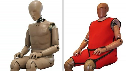 Crash Test Dummies Getting Fatter Thanks to 'Murica