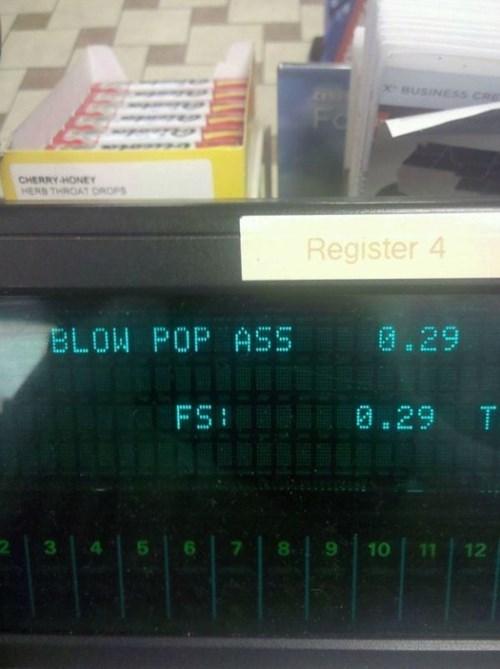 monday thru friday,cash register,grocery store