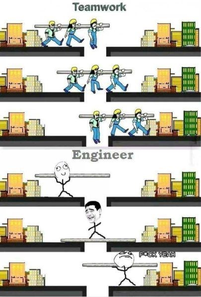 Engineers Don't Need Teams