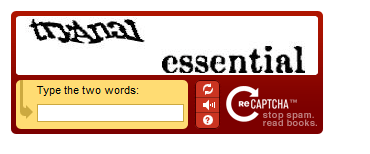 Captcha Wants You to Keep You Relationship Fresh!