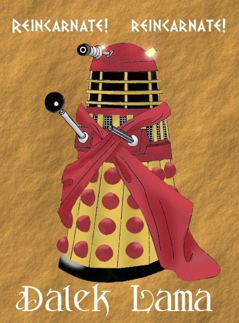 The Most Peaceful Dalek