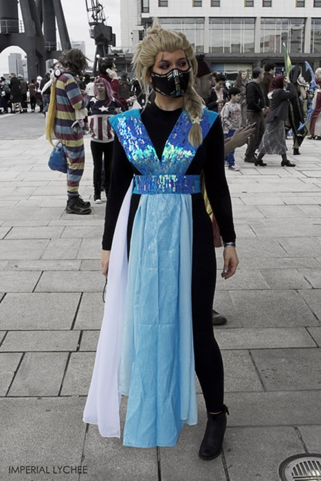 All the Other Elsa Costumes Can Go Home, This One Wins