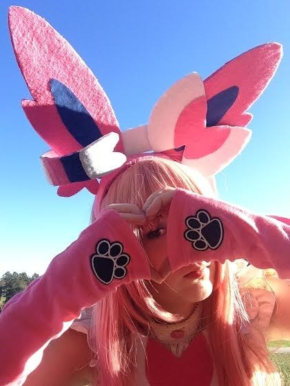 Sylveon Used HNNG