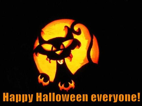 Happy Halloween everyone!
