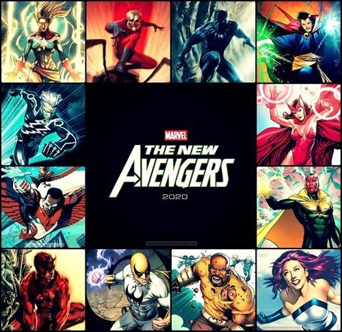 The Avengers,dream team,mcu