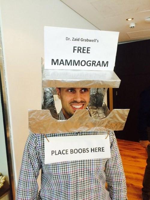 halloween costumes,halloween,mammograms