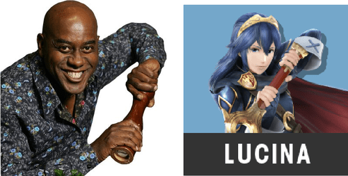 Lucina's a Spicy Fighter!