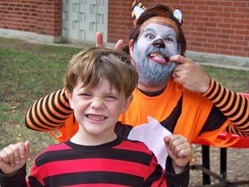 Calvin & Hobbes Halloween
