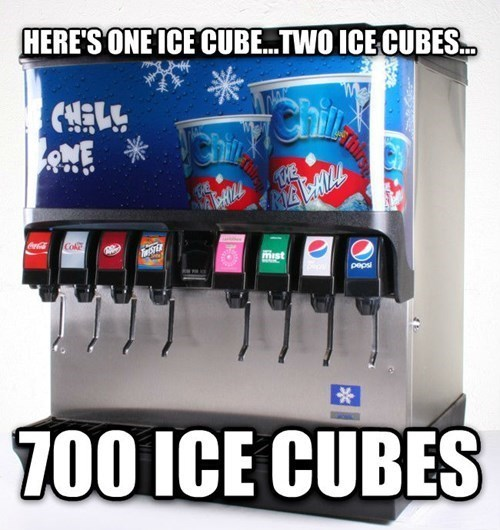 You Can Never Have Enough Cubes