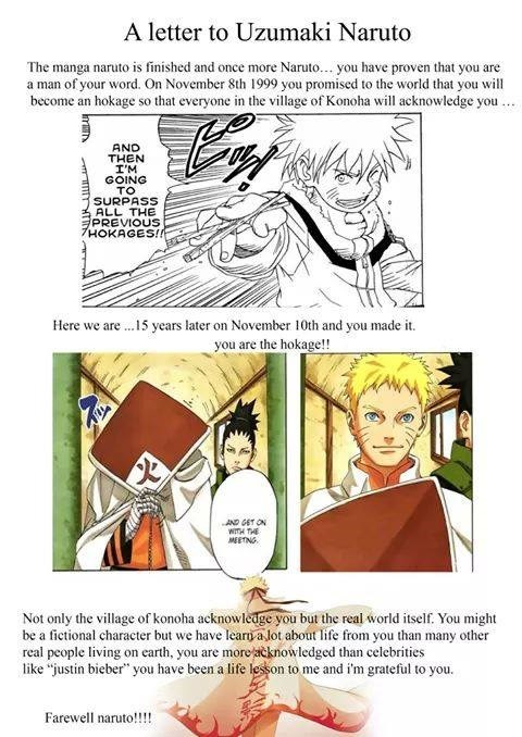 And With That, Naruto Comes to a Close