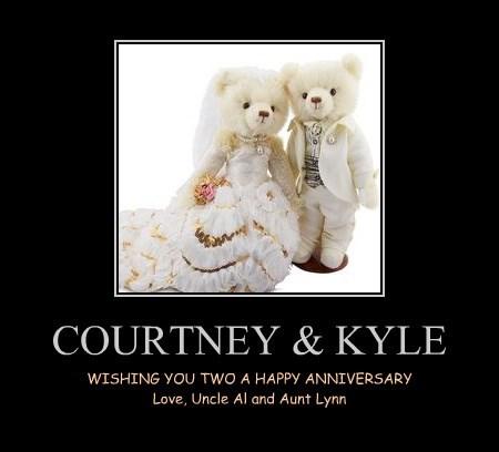 COURTNEY & KYLE
