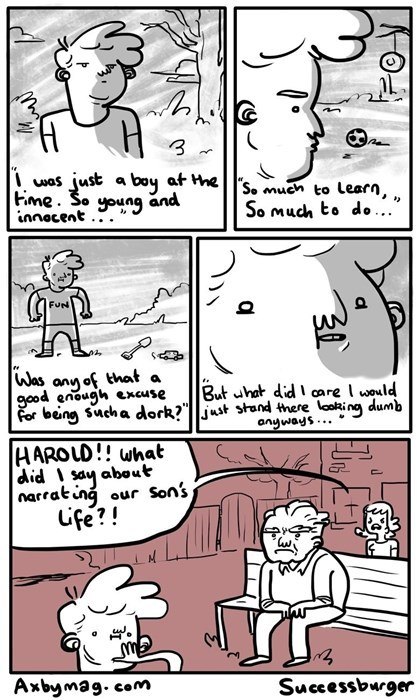 The Story of Being a Dumb Kid