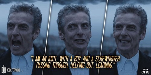 12th Doctor,idiots