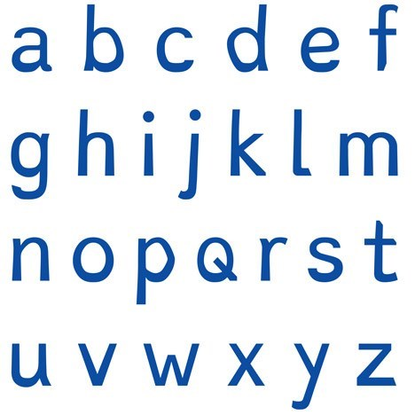 Typeface of the Day: Dutch Designer Creates New Font for Dyslexic People
