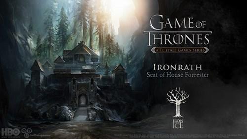 Game of Thrones,telltale games
