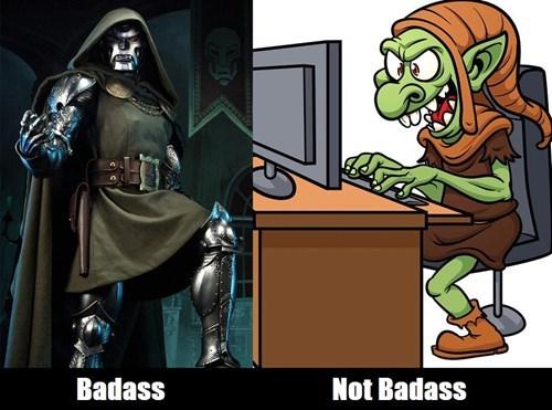 doctor doom,Fantastic Four,troll