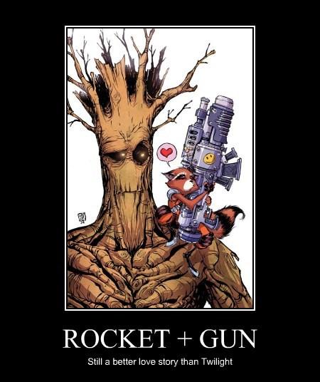 ROCKET + GUN