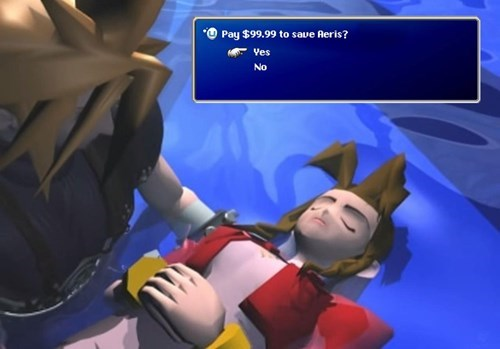 If Final Fantasy VII Was Remade by Ubisoft