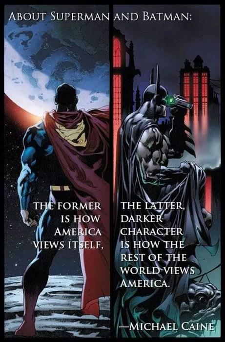 DC Comics Are America