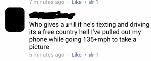 bad idea,driving,texting