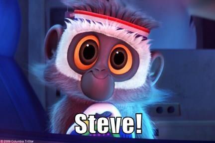 Steve!