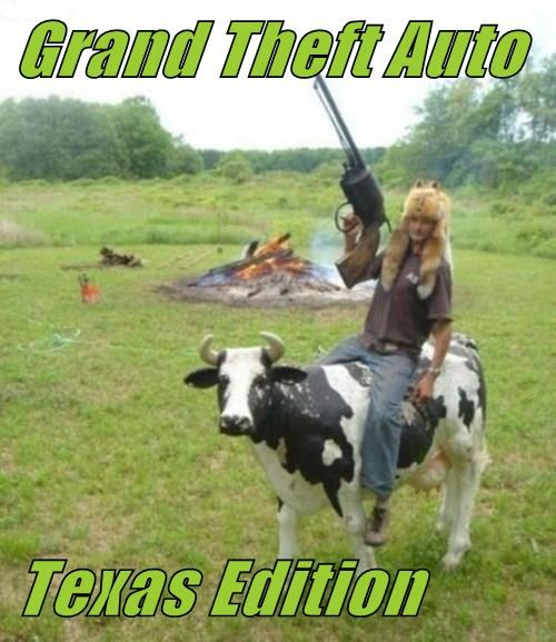 Grand Theft Auto  Texas Edition