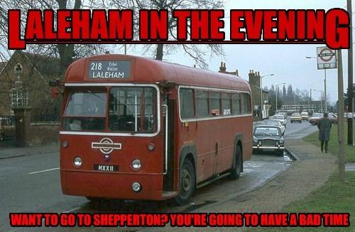 Laleham, keep of the verge