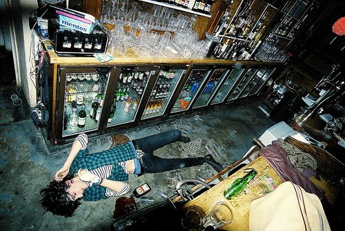 drunk,passed out,bartender,funny,after 12,g rated