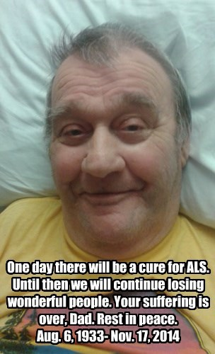 One Day There WILL Be A Cure.