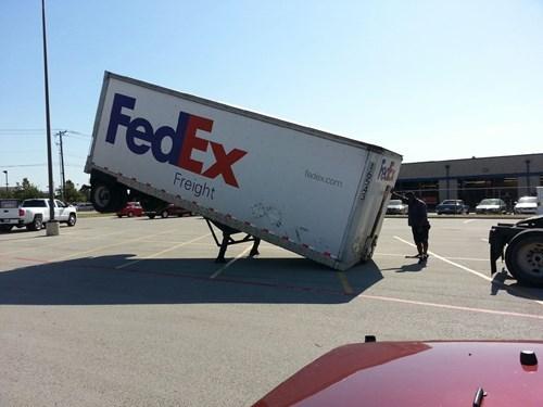 fedex,monday thru friday,truck