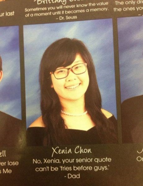 yearbook,senior,quote,funny,g rated,School of FAIL