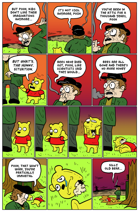 Silly Old Pooh