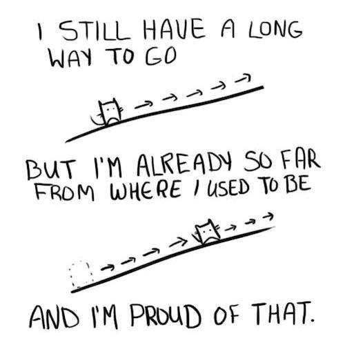 motivation,stick with it,goals,web comics