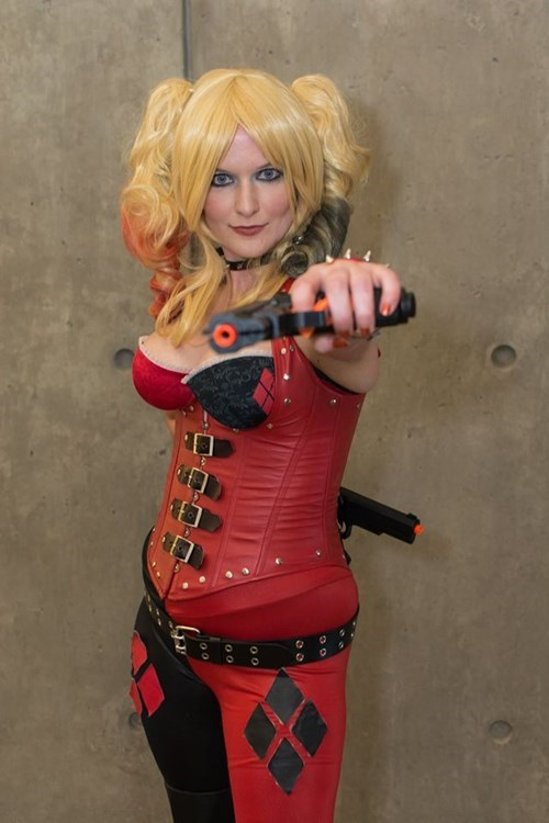 cosplay,DC,batman,Harley Quinn