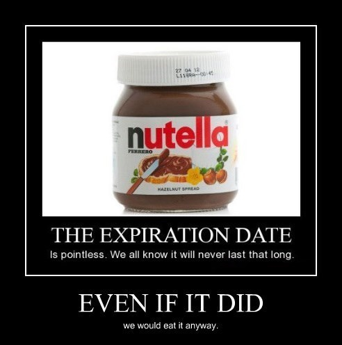 Even Bad Nutella Isn't That Bad