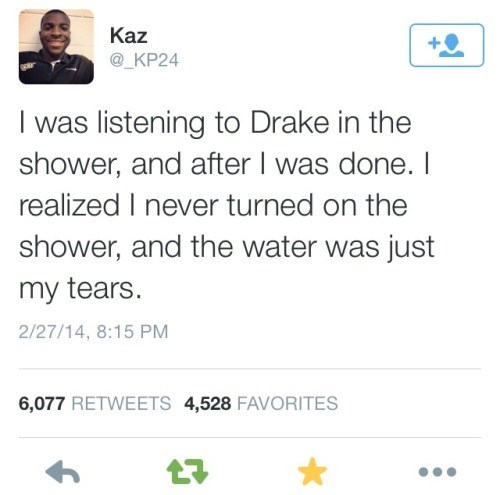 Bathe in the Sadness of Drake's Music