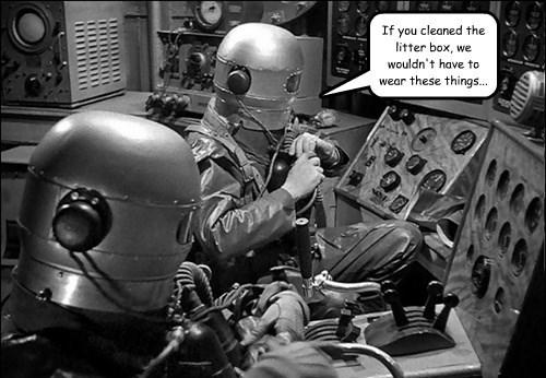 Control Room Odors
