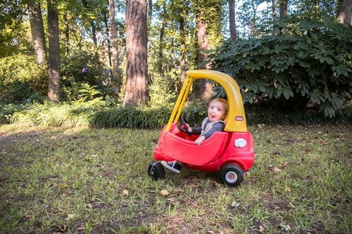 Everyone Loves a Cozy Coupe