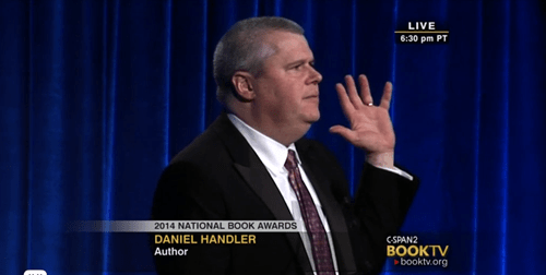 Apology of the Day: 'Lemony Snicket' Author Sorry for Racist Remarks, Donates Money